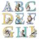 The World Of Beatrix Potter Character Alphabet…