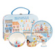 Beside the Seaside 4 Piece Breakfast Gift Set