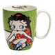 Betty Boop Mug GREEN