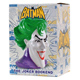 DC Comics The Joker Ceramic Bookend (BOXED)