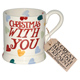 Emma Bridgewater Polka Hearts 'Christmas with…