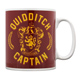 Harry Potter Quidditch Captain 350ml Mug (Boxed)