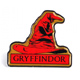 Harry Potter Gryffindor Sorting Hat Enamel Badge