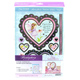 Hunkydory Fairy Sweethearts Shared with Friends…