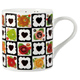 Julie Dodsworth Chocolate Box Fine Bone China Mug