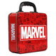 Marvel Logo Tin Tote Square Lunch Box