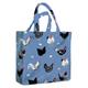 Samuel Lamont Hens PVC Mini Gusset Bag