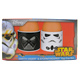 Star Wars Darth Vader & Stormtrooper Set of 2…