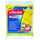 Vileda Power Sponge Cloth 3 Pack